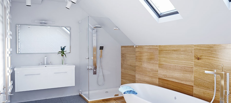 Lofts and loft bathrooms