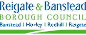 Regiate Banstead Borough Council Logo